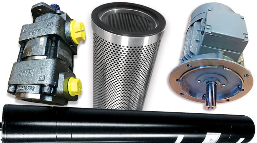 Wear & Tear Parts and Consumables